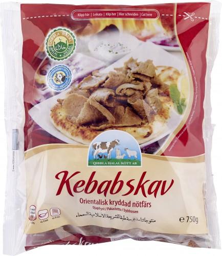 Kebabskav  750g