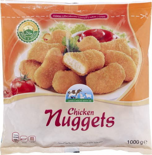 Nuggets  1000g