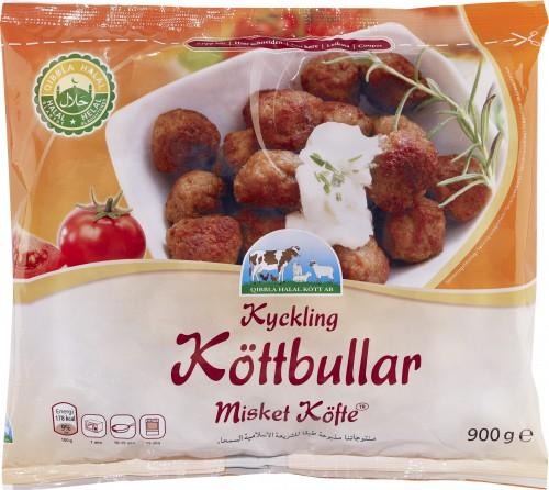Kyckling köttbullar 900g