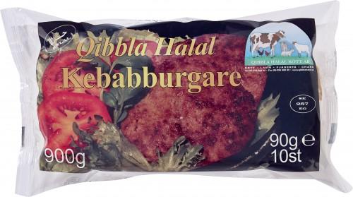 Kebabburgare    90g
