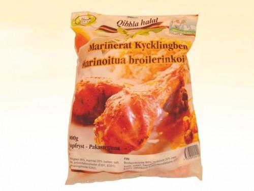 Kycklingben Qibbla fryst 3000g
